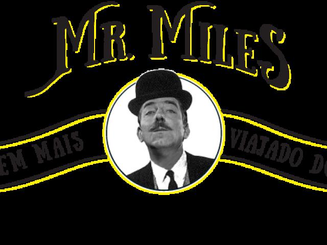 Mr Miles - header