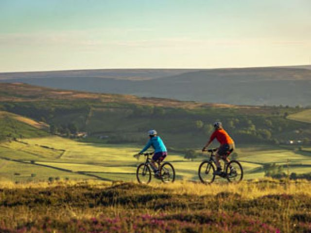 Cycle England North York Moors