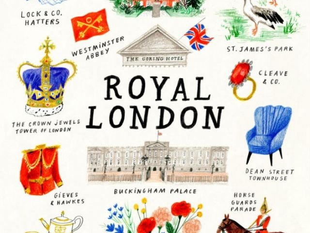 An illustration of Royal London