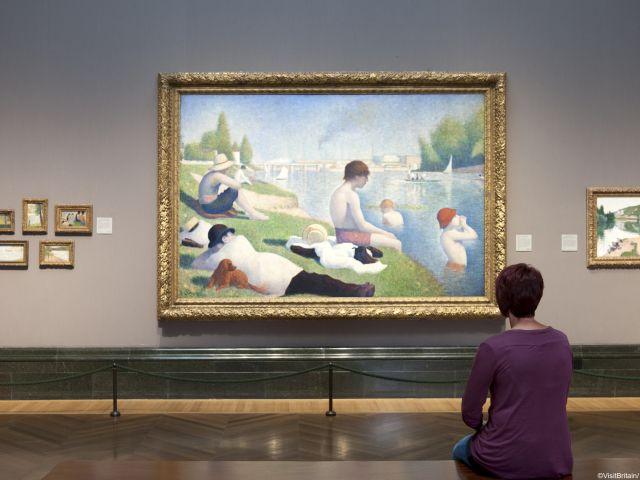 National Gallery, Londen, Engeland