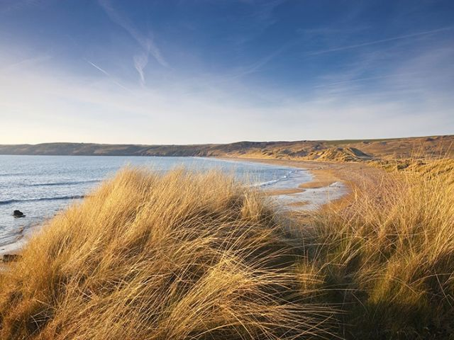 Freshwater West, Wales
