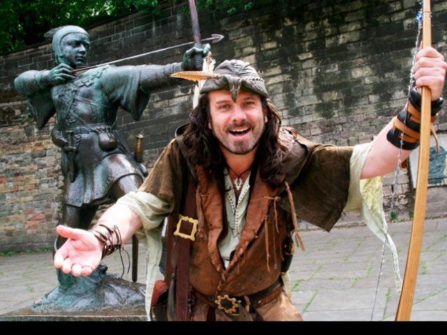 I luoghi di Robin Hood
