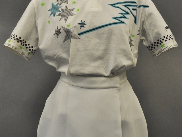 Wimbledon 1988 dress