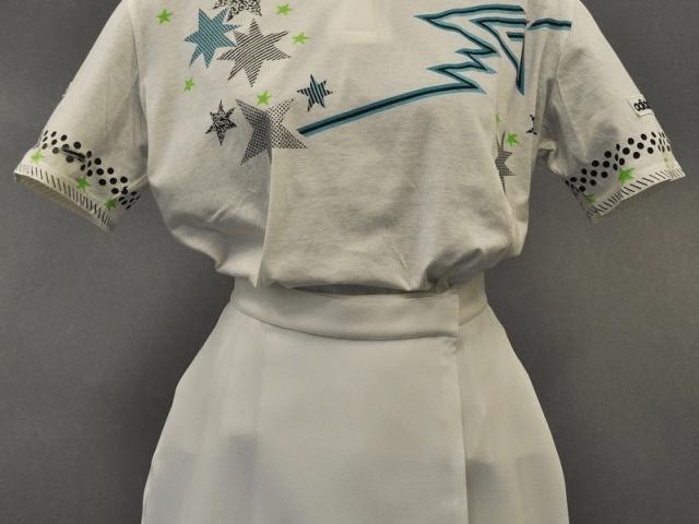 Wimbledon 1988 dress