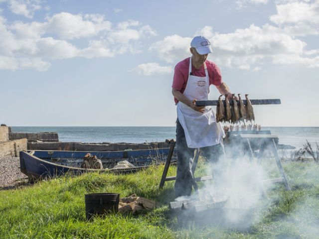 Arbroath Smokies Scottish food