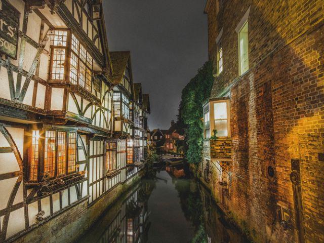 Canterbury: un viaje a la Inglaterra medieval