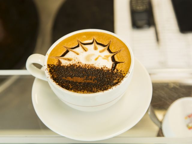 Artisan coffee in the UK