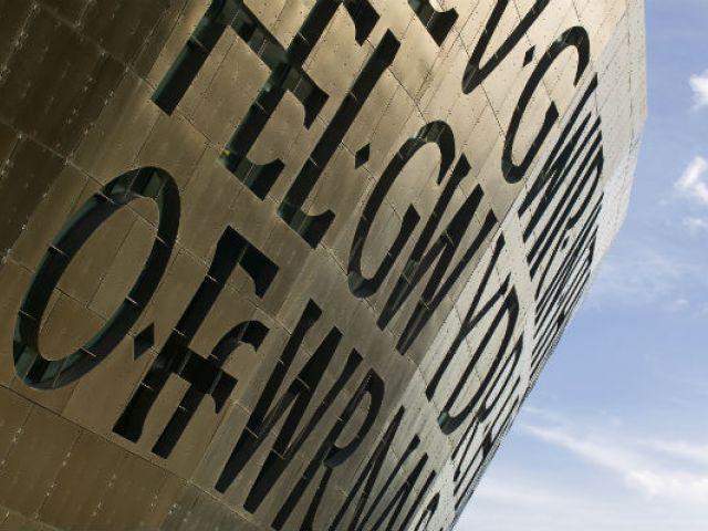 Wales Millennium Centre, Cardiff © VisitBritain/Visit Wales Image Centre