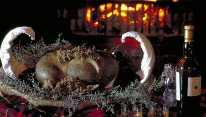 Celebrate Burns night on 25th January!
