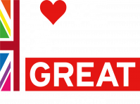 Love is GREAT Logo
