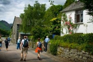 Dove Cottage and Grasmere