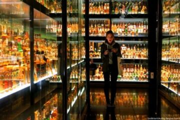 Inside The Scotch Whisky Experience
