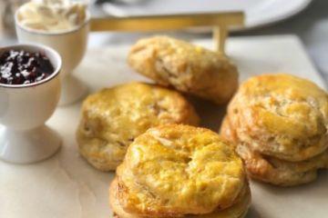 home made scones lisa