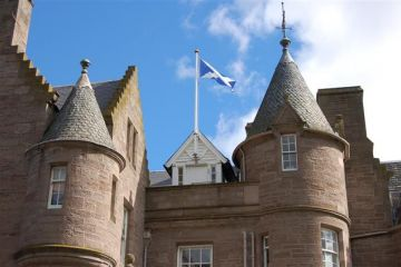 Balhousie Castle and The Black Watch Museum