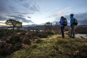 The Great Glen Way and Affric Kintail Way