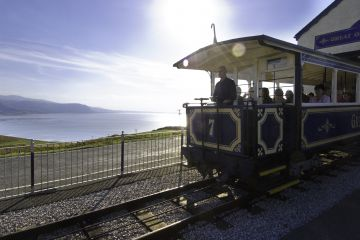 Great Orme Tramline © Crown copyright (2016) Visit Wales