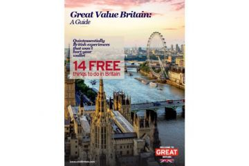 GREAT value Britain guide