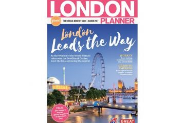 London Planner - mini brochure guide to London