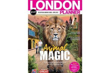 London Planner April