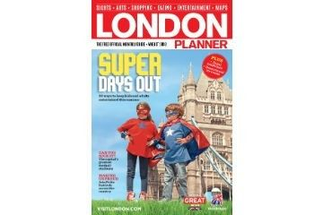London Planner August