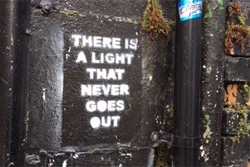 There Is A Light That Never Goes Out, Manchester