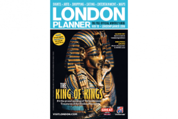 The November 2019 issue of London Planner.