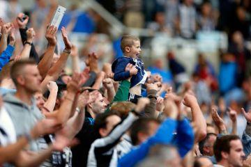 Premier League Newcastle Fans
