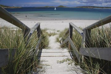 Scilly Isles Beaches