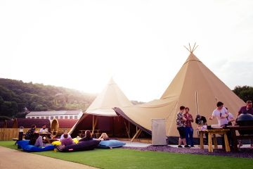 Surf Snowdonia TiPi networking group