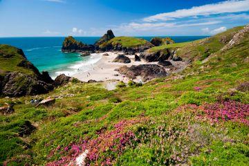 Kyance Cove, Lizard Peninsula, Cornwall.