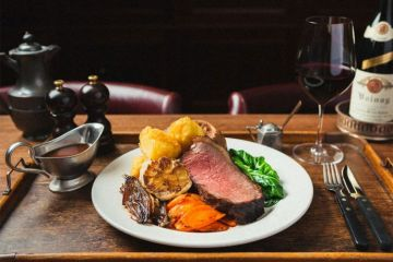 Sunday Roast, de Britse pubklassieker