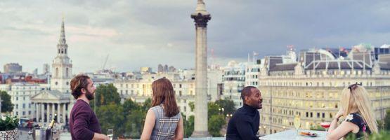Rooftop St James in Londen