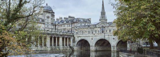 10 Orte, die man in Bath gesehen haben sollte