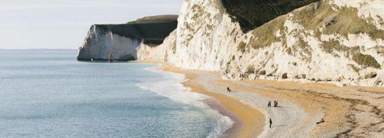 Jurassic Coast, Engeland