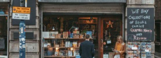 Bookstore, Manchester