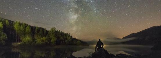 Stargazing at Snowdonia International Dark Sky Reserve, Wales