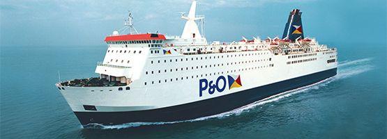 P&O Ferries Jetzt buchen