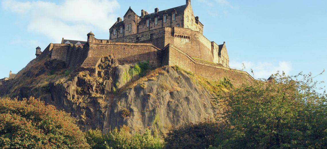 Castillo de Edimburgo