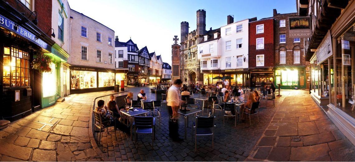 Canterbury, un auténtico viaje en el tiempo