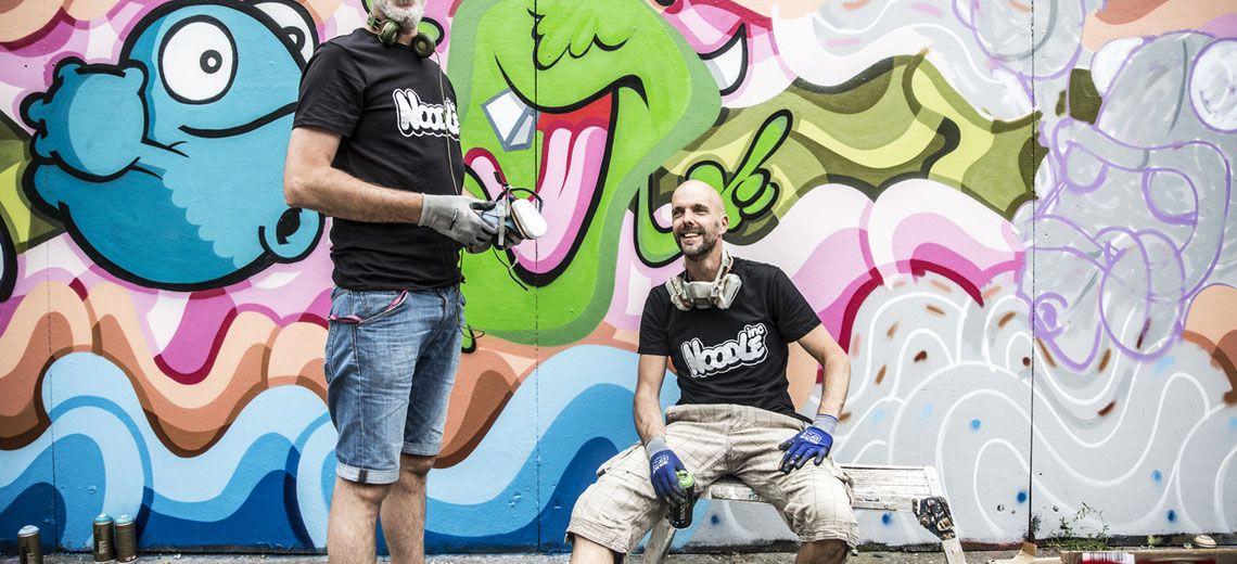Ruta por el arte urbano de Bristol (¡con un montón de obras de Banksy!)