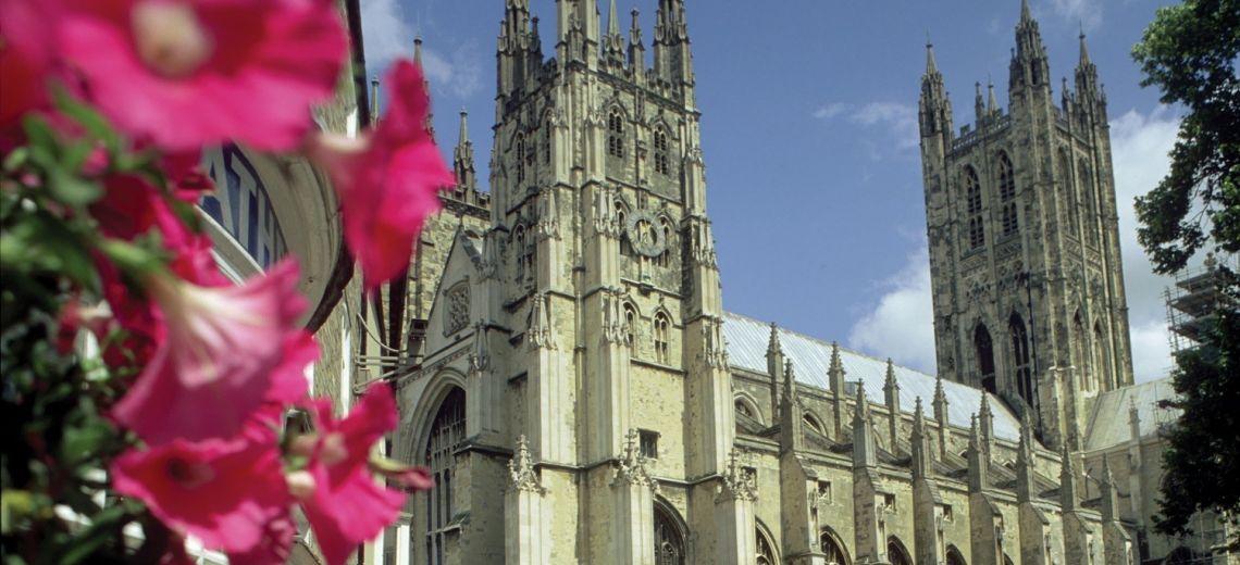 La Catedral de Canterbury