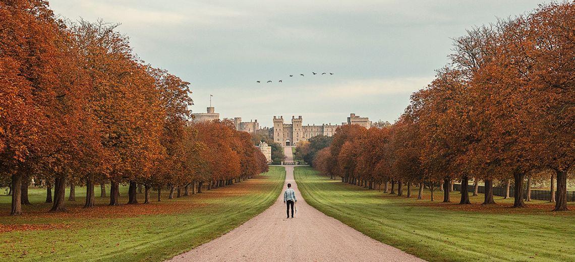 Ruta al castillo