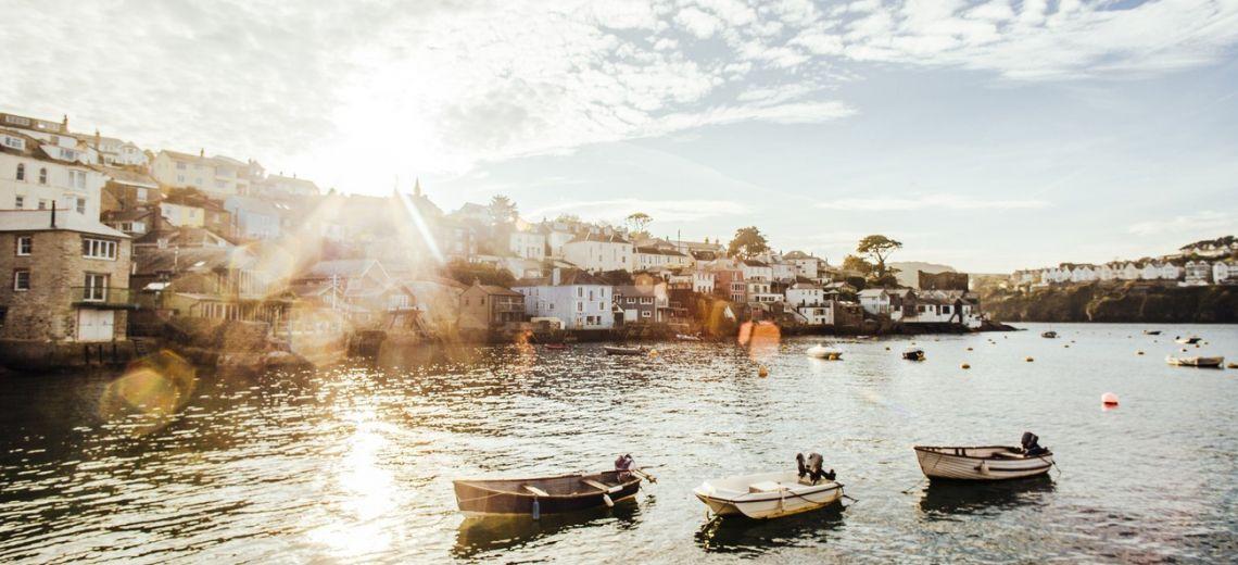 Los pueblos más bonitos de la costa de Cornualles
