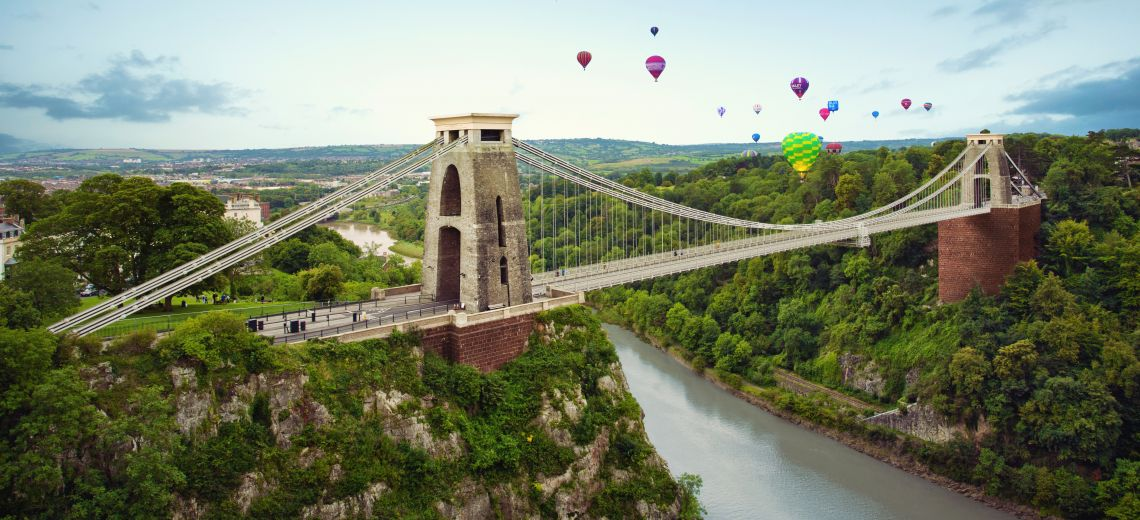 El puente de Clifton