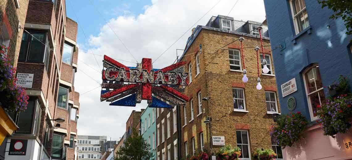 Londres, el paraíso de las compras