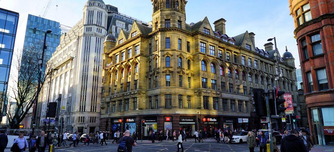 Arquitectura de Manchester