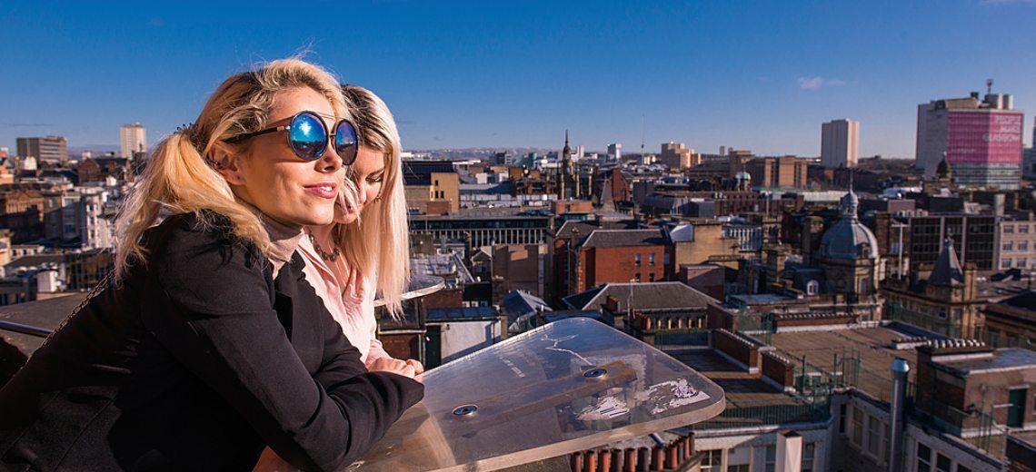 El Glasgow más cool