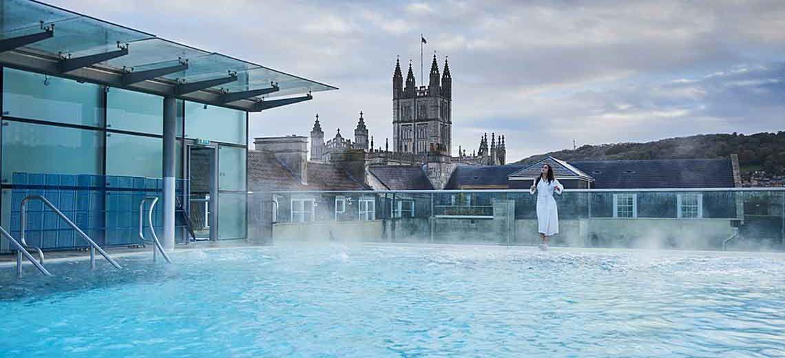 Las mejores vistas de Bath