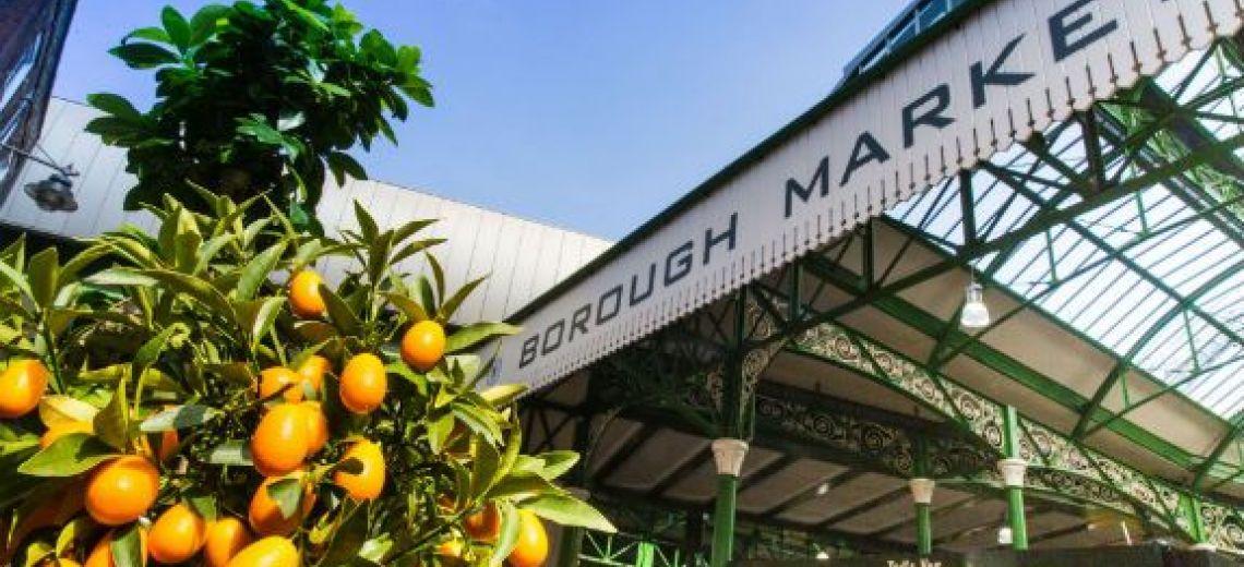 Borough market, lo mejor de la comida gourmet