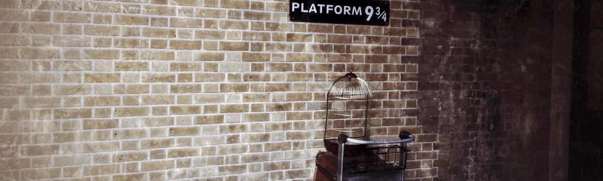 Platform 9¾ - Kings Cross Station
